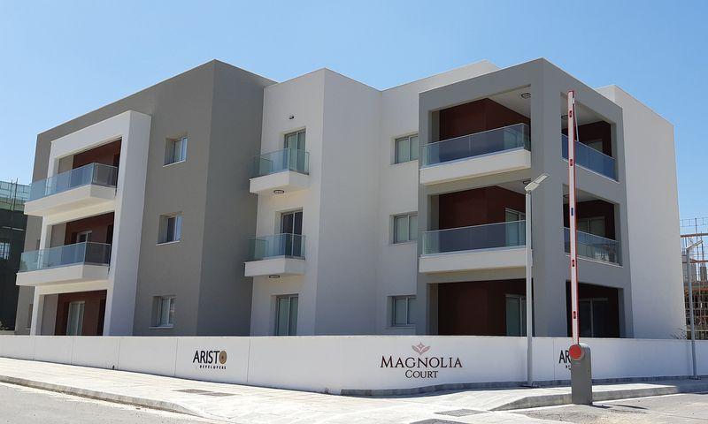 Magnolia court, Paphos, Cyprus