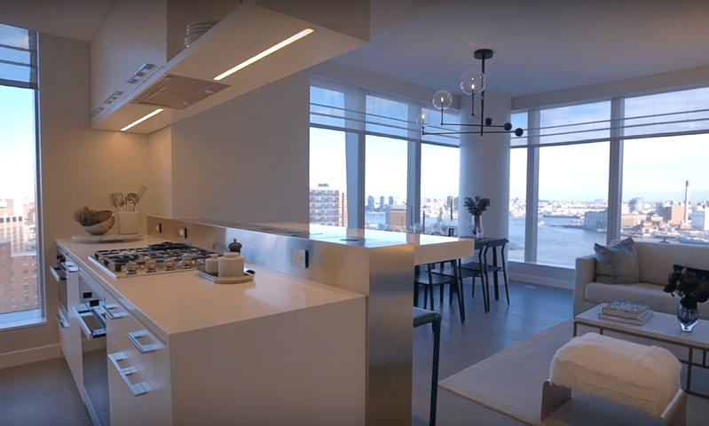 Элитные апартамены на Манхэттене