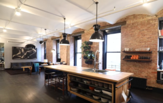 Апартамены лофт в Нью Йорке за 6 миллионов долларов