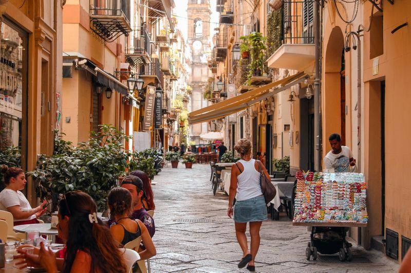 Сицилия, недвижимость