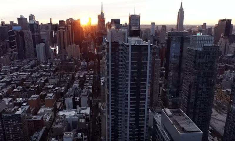 Элитные апартаменты в Нью-Йорке