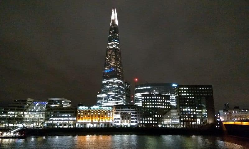 Недвижимость в центре Лондона