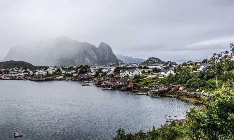 Купить дом в Норвегии